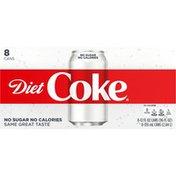 Diet Coke Soda Soft Drink
