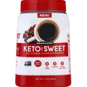 Keto Sweet Sugar Alternative, The Ultimate, Granulated