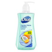 Dial Liquid Hand Soap, Coconut Water & Mango