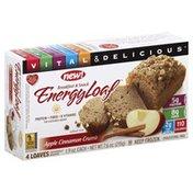 Vitalicious Energy Loaf, Apple Cinnamon Crumb