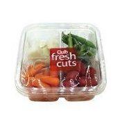 Cub Tray of Grab N Go Vegetables