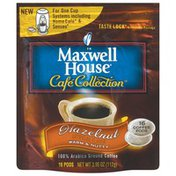Maxwell House Café Collection Hazelnut Ground Coffee Pods