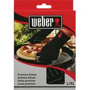 Weber Gloves, Premium, L/XL