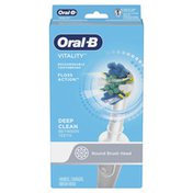 Oral-B Flossaction Electric Rechargeable Toothbrush, Powered By Braun