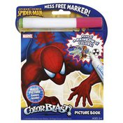 Color Blast Picture Book, Marvel Spider-Sense Spider-Man