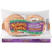 Nature's Own Healthy Multi-Grain Sandwich Rounds
