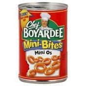Chef Boyardee Mini Os