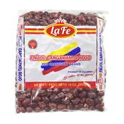 La Fe  Fríjol Cargamanto Rojo, Red Cranberry Beans