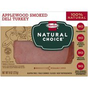 Hormel Applewood Smoked Deli Turkey