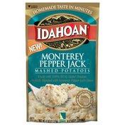Idahoan Monterey Pepper Jack Mashed Potatoes