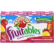 Apple & Eve Fruits & Vegetables Strawberry Lemonade Juice Beverage Fruitables