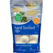 Food Club Eggs, Hard Boiled