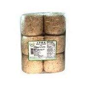 Jewel Wheat Steamed Bread