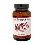Twinlab Radical Fighters, High Potency Formula, Capsules
