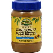 Sun Harvest Sunflower Seed Butter, Crunchy
