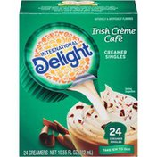 International Delight Irish Creme Cafe Singles Creamer