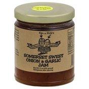 Ken & Ricks Wholesome Vegetables Jam, Somerset Sweet Onion & Garlic