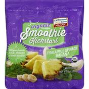 Earthbound Farms Smoothie Kickstart, Pineapple Spinach Banana