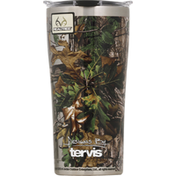 Tervis Tumbler, with Lid, RT Xtr Gn Knockout, 20 Ounces