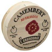 E Graindorge Cheese, Soft Ripened, Camembert