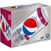 Diet Pepsi Wild Cherry Cola