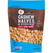 SB Cashew, Halves & Pieces