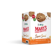 Mary's Gone Crackers Everything