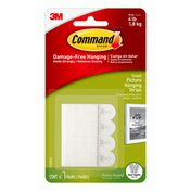 3M Command Command™ Small Picture Hanging Strips