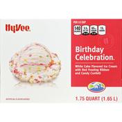 Hy-Vee Ice Cream, Birthday Bash