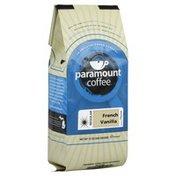 Paramount Farms Coffee, Ground, Medium Roast, French Vanilla, Regular