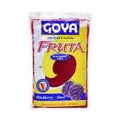 Goya Blackberry Fruit Pulp, Frozen