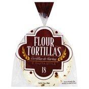 Food Club Tortillas, Flour, Fajita Style, 6 Inch