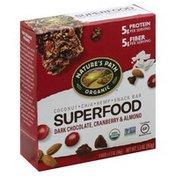 Nature's Path Super Food, Dark Chocolate, Cranberry & Almond