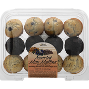 Olson's Baking Company Mini-Muffins, Assorted