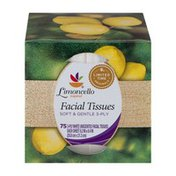 Ahold Limoncello Inspired Facial Tissues - 75 CT