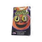 Fun World Red Flashing Pumpkin Pro Eyeballs