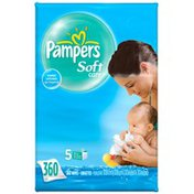 Pampers Baby Fresh Baby Wipes