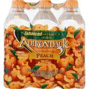 Adirondack Enhanced Water, Peach