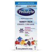 Pedialyte Electrolyte Powder Variety Powder Powder Packs