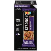 Kind Strong Thai Sweet Chili Almond Protein Bars