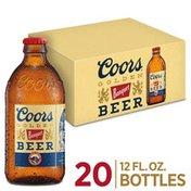 Coors Banquet Banquet Golden Beer LN Btl