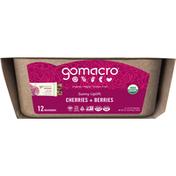 GoMacro Macrobar, Cherries + Berries