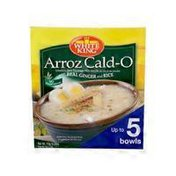 White King Arro Cald-O Chicken Rice Porridge Mix