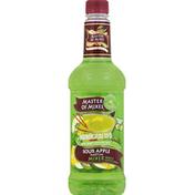 Master of Mixes Mixer, Sour Apple Martini