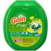 Gain Flings Original Pacs Laundry Detergent