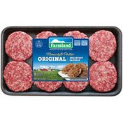 Farmland Original Breakfast Homestyle Patties Sausage