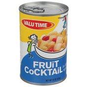 Valu Time Fruit Cocktail In Light Syrup