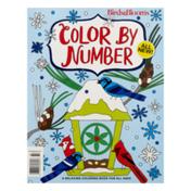 Birds & Bloom Color By Number