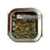 Spicely Organics Organic Green Cardamom