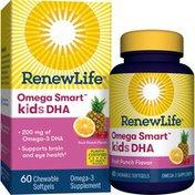 Renew Life Omega Smart Kids DHA